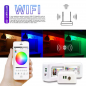 Preview: WIFI WLAN LED Controller DC12-24V 10A RGB Android IOS APP Streifen Stripe Band
