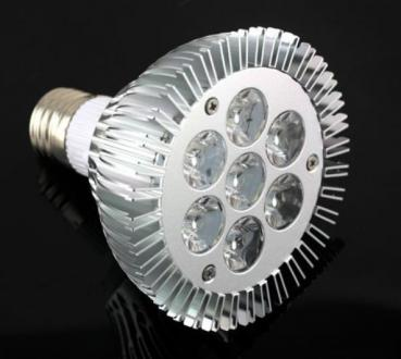 21 Watt Led Grow Plant Light E27 Epistar Hydrokultur 21W 7 x 3W Bloom Flower