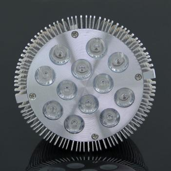 36W 4 Band Led Plantight Growlight Grow Full Spectrum 12x3W Flower and Growth (copy)