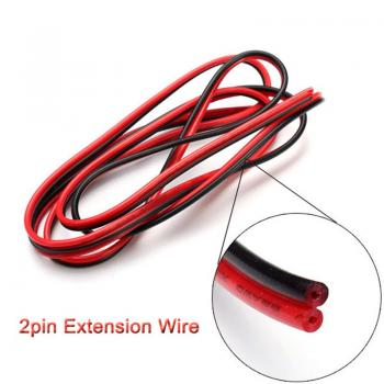 2, 4, 5, 6 Pin Conductors Wire for Led Stripe 22AWG VW-1 FT1