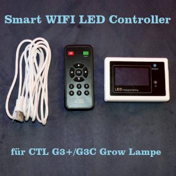 CTL G3+ G3C WIFI Wireless Smart Controller for LED Grow Plant Light Lamp