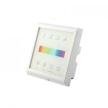 LED Touch Panel Controller IC SPI Signal DMX 512 AC85-265V Digital Stripe Streifen WS2801 TM1829 TLS3001 TLS3002