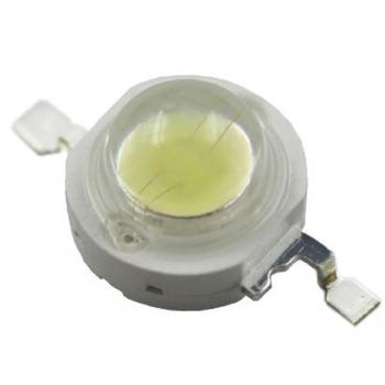 High Power 3 Watt Epistar Led Chip 6500K Cold White 3W 3.4V 3.6V 700mA 45MIL