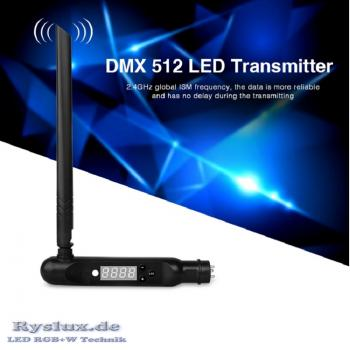 Mi Light 2.4G DMX 512 LED WiFi Transmitter Controller Wireless