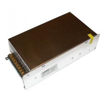12V 50A 600W Led Switching Power Supply AC110V-245V Transformer Drive for Stripe Ribbon Tape Display