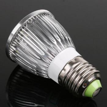 15 Watt LED Grow Hydrokultur 5 x 3W Plant Bulb Plantlight 15W E27 Growlight