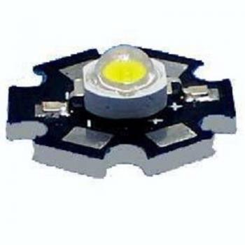 Led Chip Base PCB for 1W 3W 5W 45mil Chips