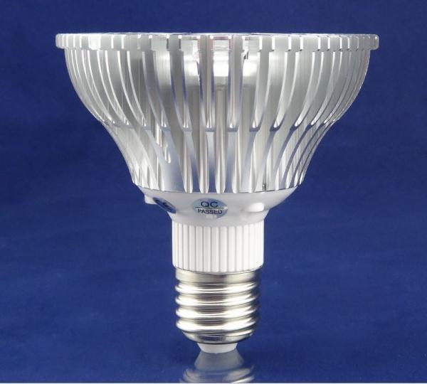 21w led pflanzenlampe lampe birne e27 hydrokultur 7x3w. Black Bedroom Furniture Sets. Home Design Ideas