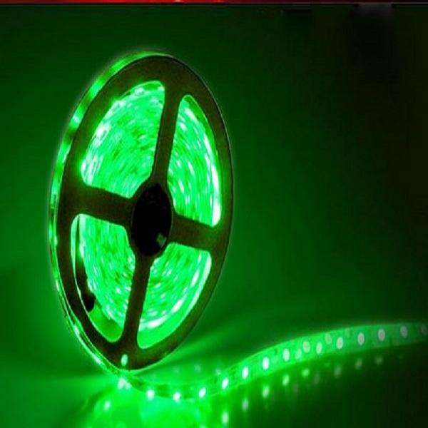 5m 24V RGB LED Strip 60leds/m 300 Leds SMD 5050 Waterproof IP65 dimmable 19.2W/m Tape Ribbon