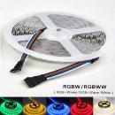 5m 24V Led Stripe RGB+WW Warmweiss 300 leds SMD 5050 IP20  EEK: A+ (Spektrum: A bis A+++)