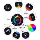 SET 2.4G RGB LED Rund Touch Remote Fernbedienung + Streifen Controller