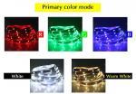 5m 12V LED RGBW Streifen Stripe SMD 5050 RGB+W Kalt Weiss 6500K Band Leiste nicht Wasserdicht IP20 300 leds dimmbar flexible