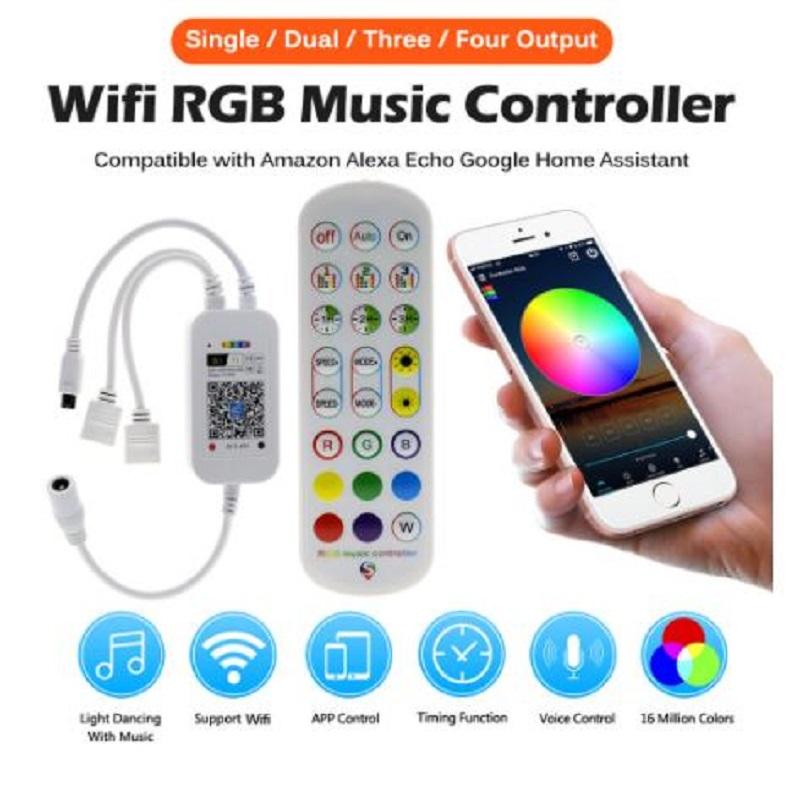 magic home mini rf strip rgb smd5050
