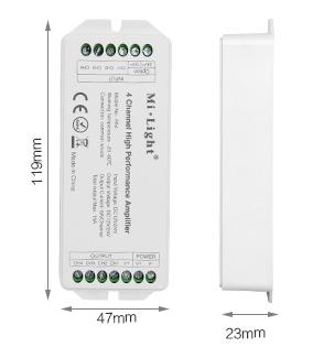 Mi-Light PA4 Led Streifen Verstärker